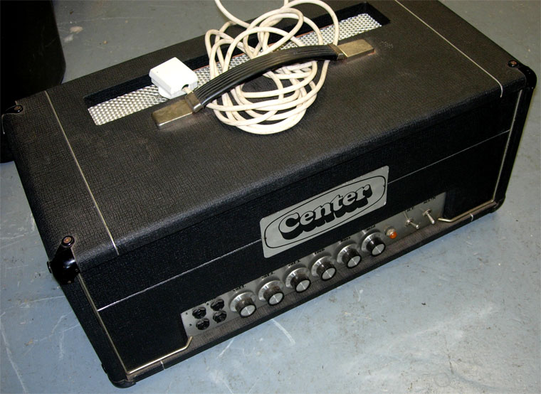 Center Amp Kit