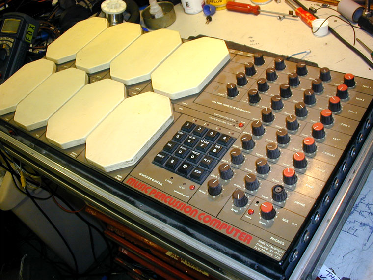 MPC Drum Maching